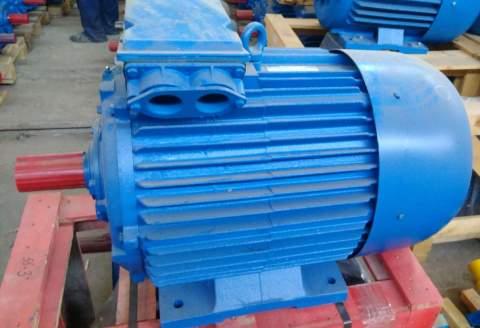 Купить электродвигатель АИР80В2 (АДМ80В2) в Краснодаре