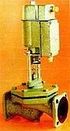 Вентиль запорный с электромагнитным приводом и электромагнитной защелкой серии 15КЧ892П1М-П4М тип СВВ в Краснодаре
