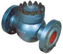 Клапан обратный поворотный стальной фланцевый РУ160 19С19НЖ, 19НЖ19БК